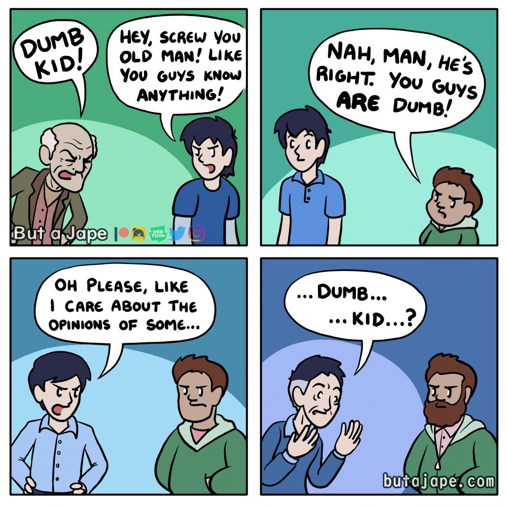 generations comic